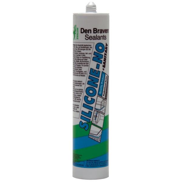 Uitzonderlijk Zwaluw Silicone-NO + Sanitary 310 ml Transparant - Kitplaza ZH99